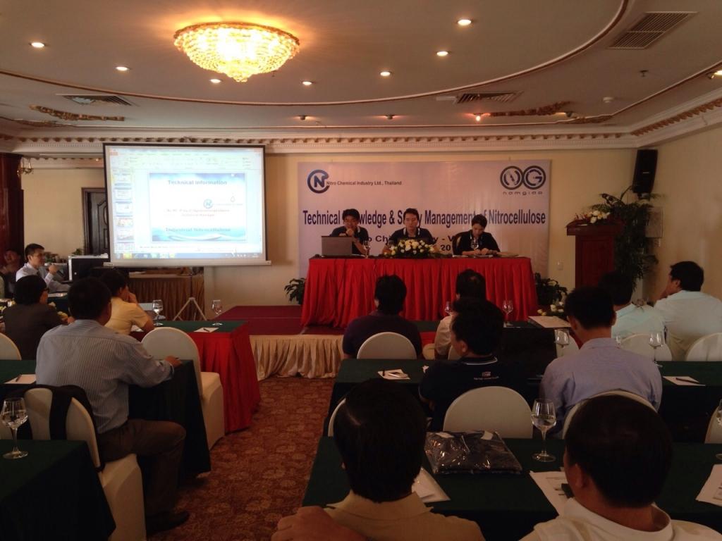 Seminar@Ho Chi Minh City-Vietnam
